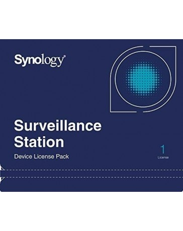 Лицензия Synology Camera License Pack (1 camera)